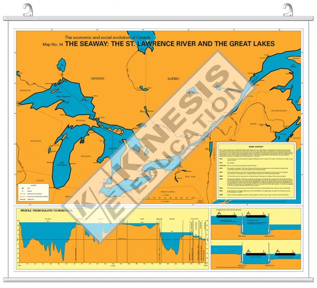 The Seaway: The St. Lawrence River and the Great Lakes | The ...